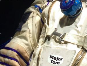 Major Tom Spacesuit perfume