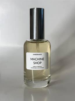 Machine Shop Indie Fragrance