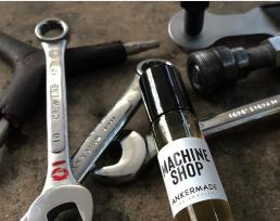 Machine Shop Fragrance, Artisan Blend, Niche
